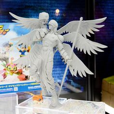 Digimon Adventure - Angemon, Takaishi Takeru - MegaHouse | Anime Manga Comic PVC Figur Statue