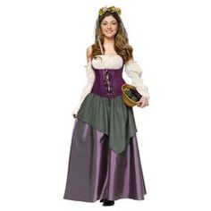 Tavern Wench Adult Costume at Shopko