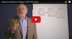 ~ Explained in very simple & honest way -- Robert Reich explains why we should raise the minimum wage to $15 per hour | MoveOn.Org | Democracy In Action