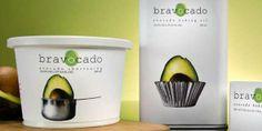 Flexible Fruit Branding - Bravocado Packaging Demonstrates the Adaptability of One Healthy Edible (GALLERY)