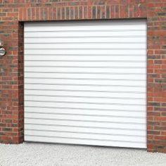 Cardale Steeline Mini Roller Garage Door (Plastisol)