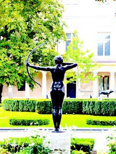 Diana auf der Museumsinsel, Berlin