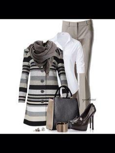 Fall Business wear