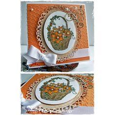 Gallery | Sunkissed Fleur Basket - Heartfelt Creations