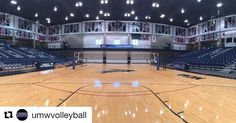 University of Mary Washington Carbon Volleyball Net System - #SICarbonNation