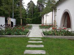 Garden in Stockholm City  www.blackbirdgarden.se