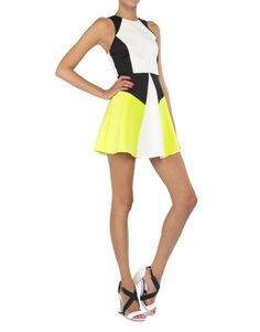 Neon Mod Skater Dress | 2020AVE