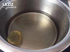Ev Yapımı Nefis Şekerpare - Leziz Yemeklerim Dog Bowls, Food, Meals, Yemek, Eten