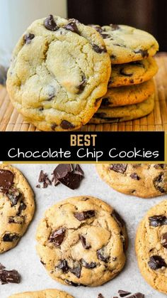 Fun Easy Recipes, Sweets Recipes, Just Desserts, Baking Recipes, Cookie Recipes, Delicious Desserts, Yummy Food, Chocate Chip Cookies, Levain Cookies