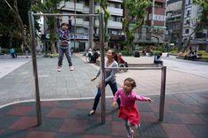 Play time in Taipei