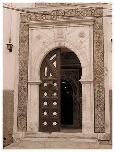 The Gurgi mosque, Tripoli, Libya by Martin Beek, via Flickr  Tripoli, Libya