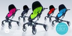 Sweet Stroller @  http://blogs.babble.com/being-pregnant/2012/05/14/ellen-degeneres-gave-it-away-so-are-we-win-the-4moms-mamaroo-origami-from-her-mothers-day-show-1090-value/