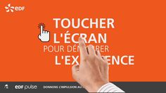 EDF /// Application Tactile