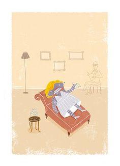 """Marilyn Monrobot"" by Gemma and Romina Martí O'Toole Marti, Family Guy, Illustration, Fictional Characters, Illustrations, Fantasy Characters, Griffins"