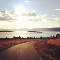 Frosta, Trøndelag. Instagram photo by @opplevtrondelag Photo: Marius Rua. #frosta #tautra #norway #travel