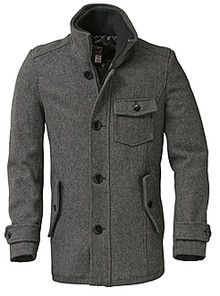 Schott - Wool Car Coat
