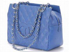 Baby Blue Chanel Handbag