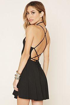 Crisscross Cami Dress 19.90$