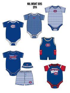 fashion design :: infant boys licensed apparel SP14 on Behance
