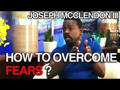 how to overcome fear - Joseph Mcclendon III Anxiety Symptoms In Women, Personal Development Courses, What Is Fear, Fear Of The Dark, The Darkest, Joseph, Coaching, Stress, How To Plan