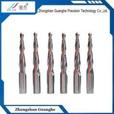 Ball Tungsten carbide milling cutter with double & multi flutes marketing@zsguanghe.cn