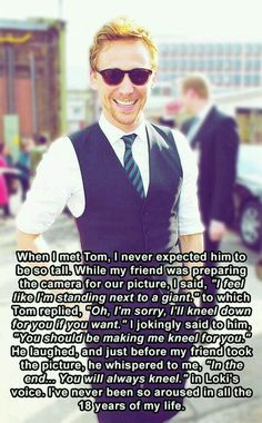 He's too awesome to be human.