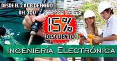 Descuentos del 15% Compras Online Envíos Gratuitos a Nivel Nacional Perú. Envíos Internacionales. 975 510 800 #Descuentos en #Ingenieria #Electronica