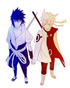 Nαruto and Sαsuke                                                                                                                                                                                 Mais
