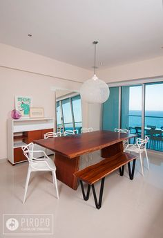 FUEGO Diseño de Interiores en Cancun por Mar Garcia by Piropo , via Behance