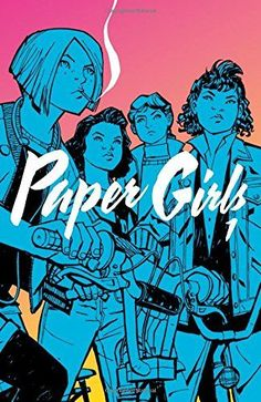 From Brian K. Vaughan and Cliff Chiang comes the first volume of an all-new ongoing adventure. In the early hours after Halloween of 1988, four 12-year-old newspaper delivery girls uncover the most important story of all time. Suburban drama and otherworldly mysteries collide in this smash-hit series about nostalgia, first jobs, and the last days of childhood.