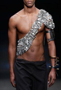 Valentim Quaresma F/W 2014 Menswear