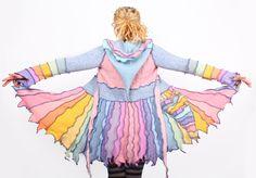 Katwise Pixie Coat. One day...