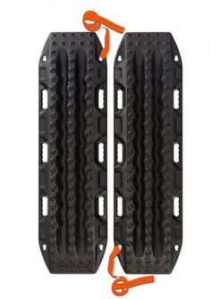 MAXTRAX MKII Black - The 'stealth' model; less conspicuous on your roof, but harder to find in the mud!