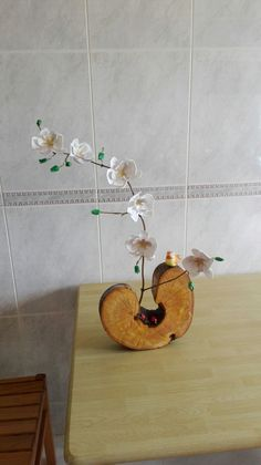 Orquideas en goma eva