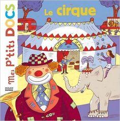 Amazon.fr - Le cirque - Stéphanie Ledu, Rémi Saillard - Livres