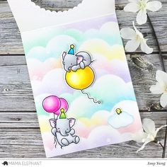mama elephant   design blog: Fly with Me with Amy