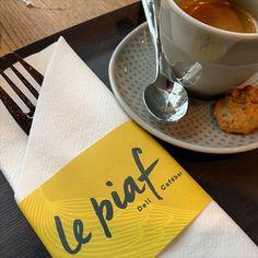 #Kaffeepause im #lepiafluzern. 🐤☕️🙌 immer wieder schön. Nicht nur weil wir dem #Restaurant seinen Namen und den graphischen Auftritt geben durften. ✏️👨💻👩🎨🎨Sondern auch weil's hier einfach lecker und gemütlich ist! 😍 . #solididentities #brandingagency #naming #logo #corporateidentity #corporatedesign #gastrobranding #branddesign #restaurantbranding #graphicdesign #delicious #coffeebreak #luzernisst #kklluzern #inlovewithwhatwedo