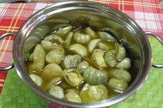 Pomodori verdi in agrodolce, ricetta | Cucina per caso con Am