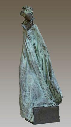 "Kieta Nuij - ""Iris"" | artes plasticas escultura | cool art | a r t | iconoCero"