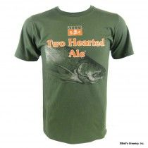 Men's Two Hearted Ale Short Sleeve T-shirt