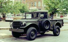 M-37 Military Dodges