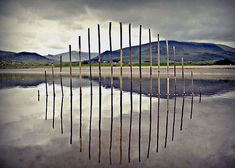 Spectacular Land Art Installations Complement the Beauty of the Irish Countryside - Gerry Barry