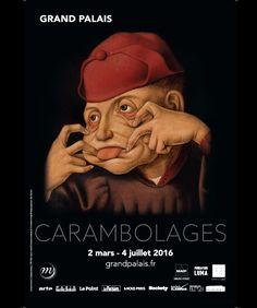 Carambolages. Paris, Grand Palais. Du 2 mars au 4 juillet 2016.