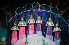 The Little Mermaid Ariel's Sisters | Pictures from Disney's The Little Mermaid Jr.