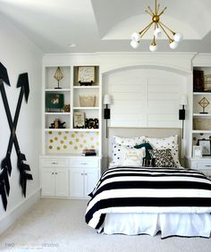 awesome Wooden Wall Arrows by http://www.best-home-decorpics.us/teen-girl-bedrooms/wooden-wall-arrows-2/