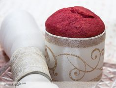 Tale Of An Ugly Beet – Red Velvet Cupcake