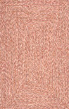 Rugs USA Jubilee Braided FV01A Terra Rug - 5'x8' - $419 (less 70% off right now! - $125.70)