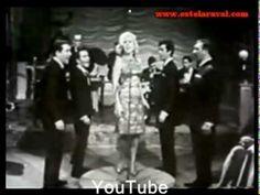 ESTELA RAVAL / TU ERES MI DESTINO * COMO ANTES * QUIEREME SIEMPRE * y LOS 5 LATINOS   * 1967
