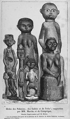 Religions traditionnelles africaines — Wikipédia