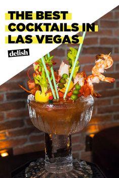 The 11 Most Delish Cocktails in Las Vegas Las Vegas Quotes, Las Vegas Tips, Las Vegas Travel Guide, Las Vegas Food, Las Vegas Vacation, Travel Vegas, Vacation Ideas, Hawaii Travel, Travel Tips